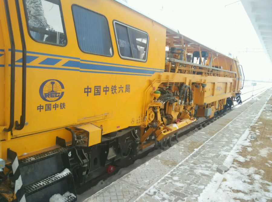 石家庄铁路技校实习学生