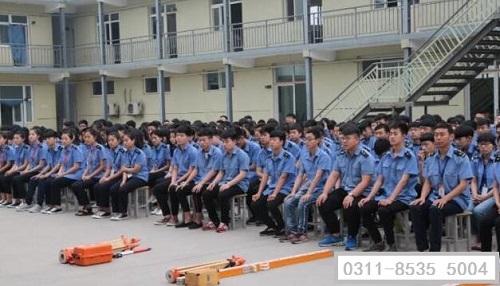 石家庄铁路学校工程测量专业比赛