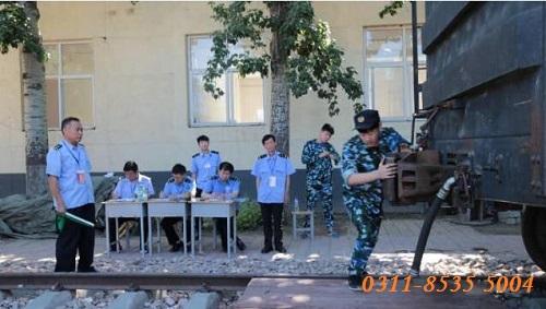 石家庄铁路技校实训课