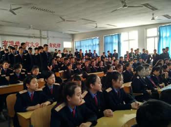 石家庄铁路学校学生就业