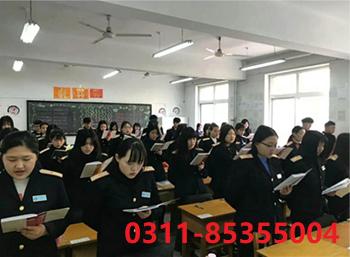 石家庄铁路职业技工学校团支部