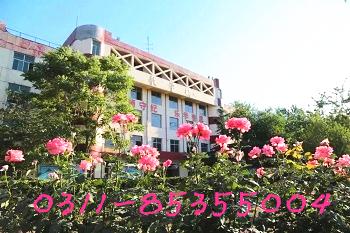 石家庄铁路学校校园环境
