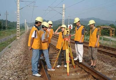 工程测量专业实训课