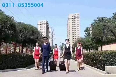 石家庄铁路职业技工学校铁道运输管理专业学生