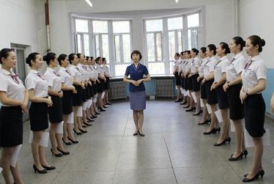 航空服务专业订单班