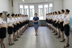 石家庄铁路学校女孩能上哪个订单班