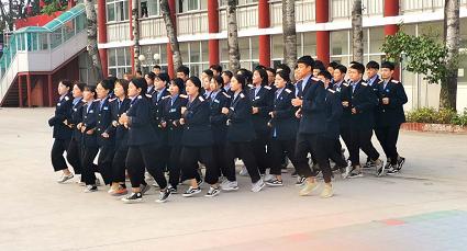 石家庄铁路学校体育