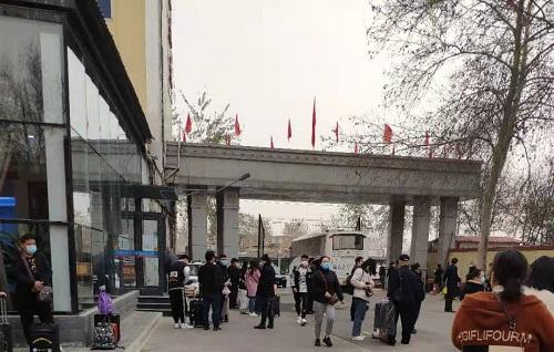 石家庄铁路学校春季开学