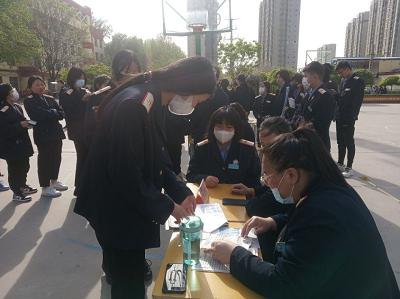 石家庄铁路职业技工学校学生会